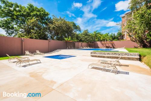 Apartment in Tamarindo good choice for groups.