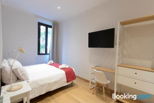 Apartamento para dos personas con calefacción y wifi