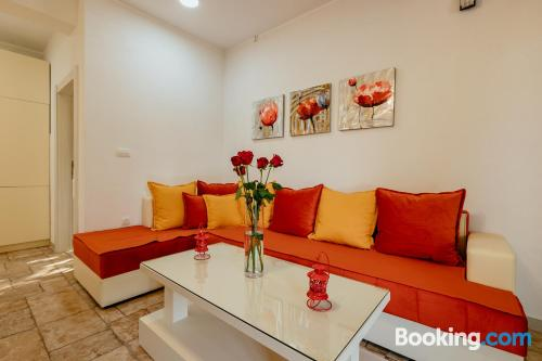 Apartment in Donji Morinj with terrace