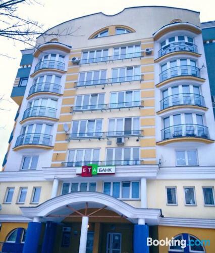 Apartamento con conexión a internet. ¡60m2!