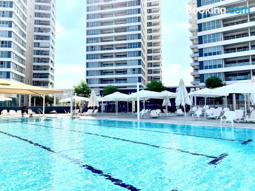 Apartment with internet in Netanya.