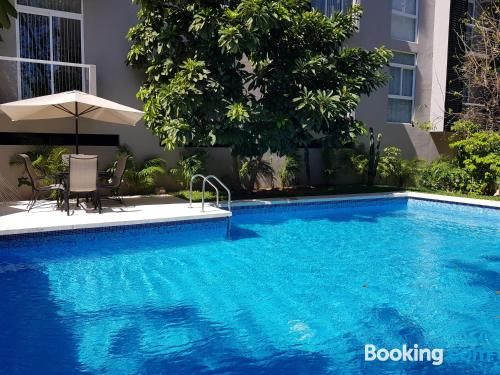 Home with internet in perfect location of Playa del Carmen