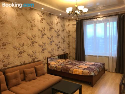 Little apartment in Vyborg with wifi.