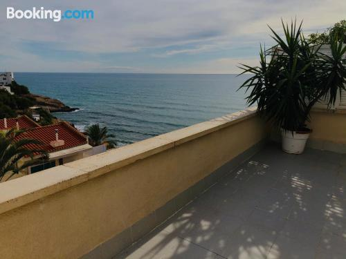 Apartment in Sitges with wifi.