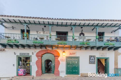 Villa de Leyva is waiting! For two people