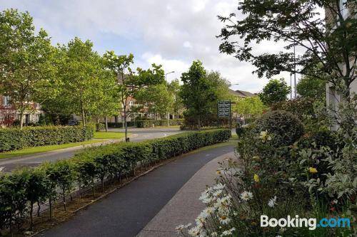 Apartamento en Dublín con wifi