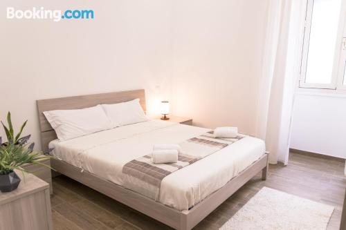Ideal one bedroom apartment in Rome.