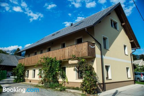 2 bedrooms home in central location of Lesce.