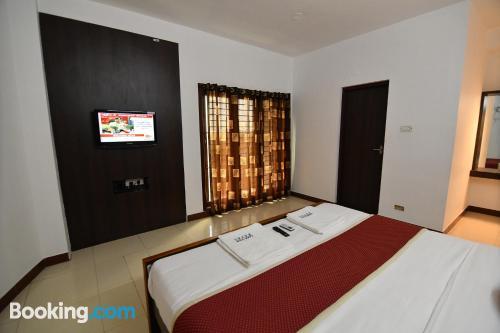 Apartamento de una habitación en Madurai
