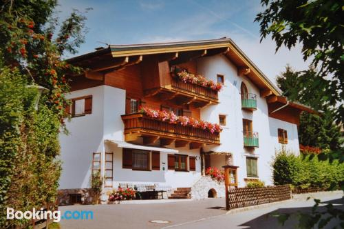 Place in Kirchberg in tirol with terrace