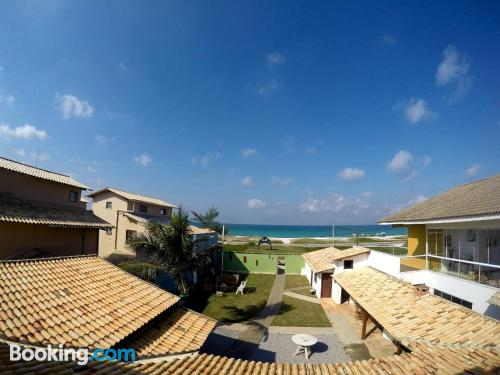 1 bedroom apartment home in Cabo Frio. Perfect for one person!.