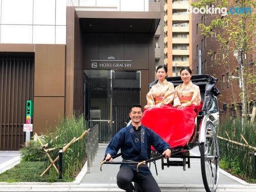 Apartamento para parejas en Tokio.