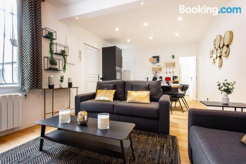 Good choice one bedroom apartment in Paris.