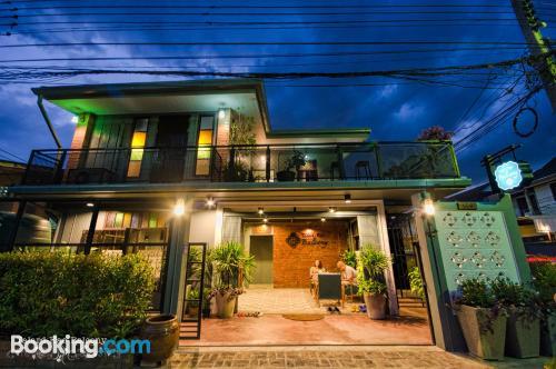Apartamento acogedor con vistas y wifi