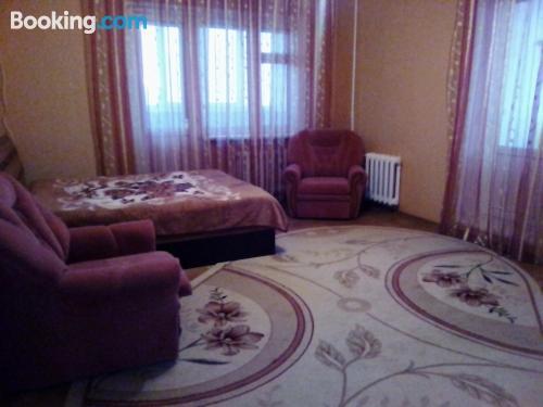 Apartamento para una persona en Astrakhan. ¡aire acondicionado!.