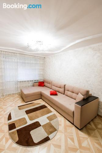 2 room home with heat and wifi