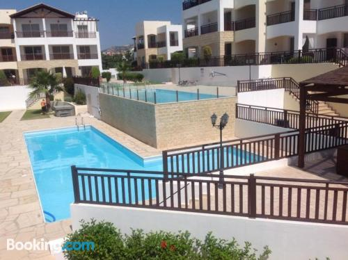 Peyia home great for 6 or more.