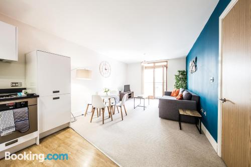 One bedroom apartment with wifi