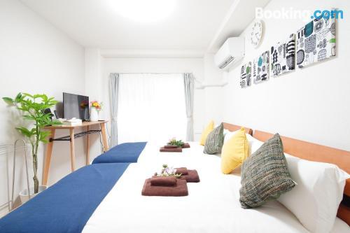 One bedroom apartment in Tokyo.