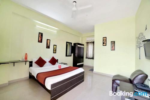 One bedroom apartment in Hyderabad.