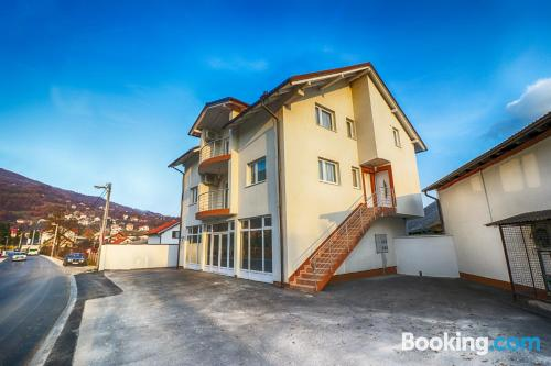 Place for two in Travnik with terrace