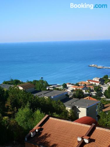 Apartment with terrace in superb location of Kavarna.