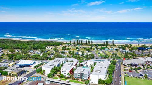 Apartamento con internet en Coolum Beach