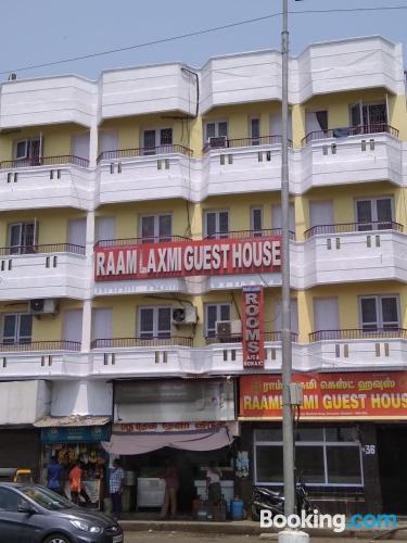 Apartamento para dos personas en Chennai