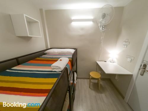 Bonito apartamento dos personas con wifi