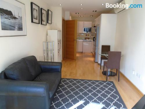 2 bedroom apartment with heat