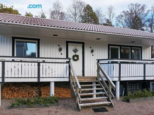 Apartamento en Hunnebostrand perfecto para cinco o más