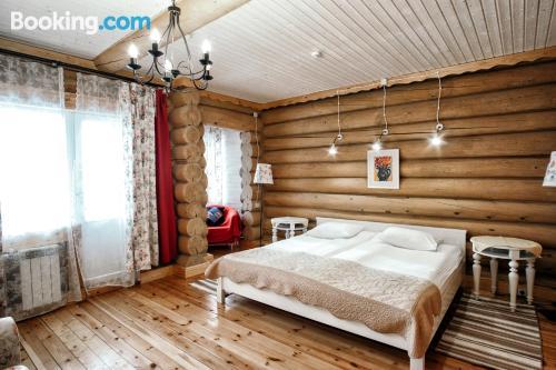 Apartamento apto para mascotas en Arkhangelsk con internet