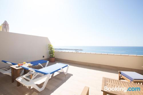 Apartamento con piscina en Villajoyosa