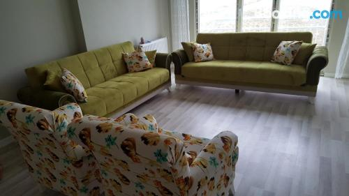 Ideal one bedroom apartment in Istanbul.