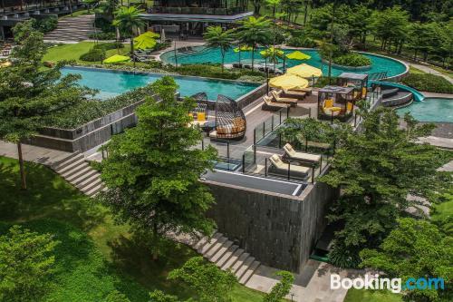 Apartamento con terraza en Bogor