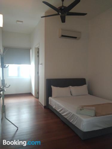 Tanjung Bungah home with terrace!.