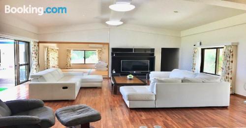Gran apartamento en Nakijin. Ideal para grupos