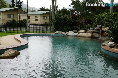 Apartamento de 55m2 en Cairns ¡Con terraza!