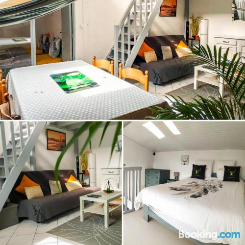 Apartment for six or more in Seignosse.