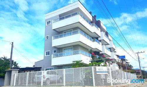 2 bedroom apartment. Bombinhas experience!