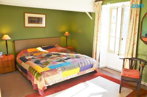 Ideal, dos habitaciones en Chef-Boutonne