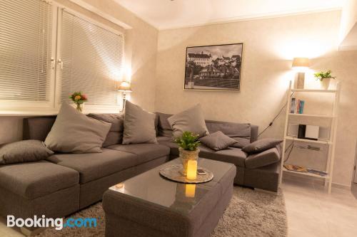Apartamento de una habitación pet friendly con calefacción y wifi