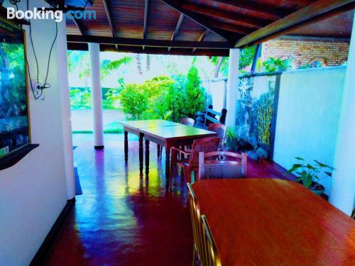 Apartamento de una habitación en Tissamaharama con wifi.