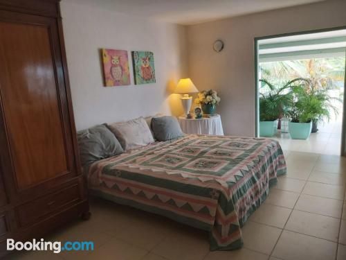 Place in Savaneta for 2 people