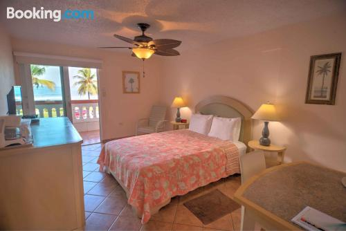 3 room apartment in Luquillo with air-con