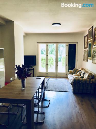 Apartamento con piscina en Brusimpiano
