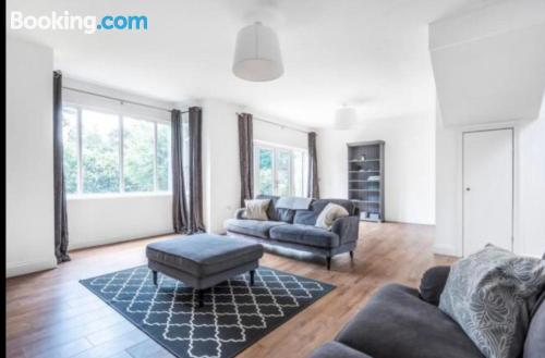 Apartamento en Frimley para familias.