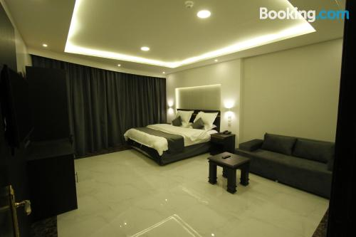 Home for two people in Buraydah. Comfortable!