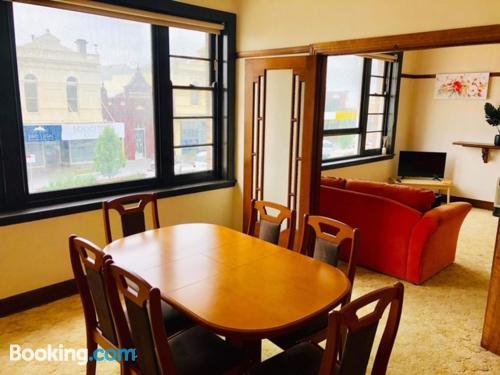 Apartamento de 21m2 en Warrnambool. Apto para niños
