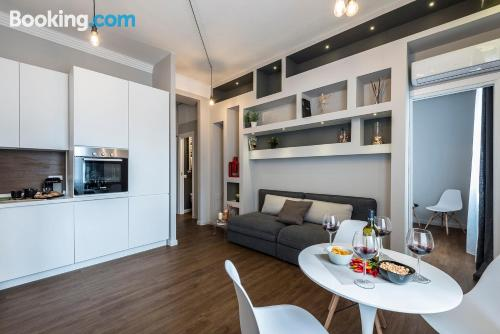Family friendly home in Rome with internet